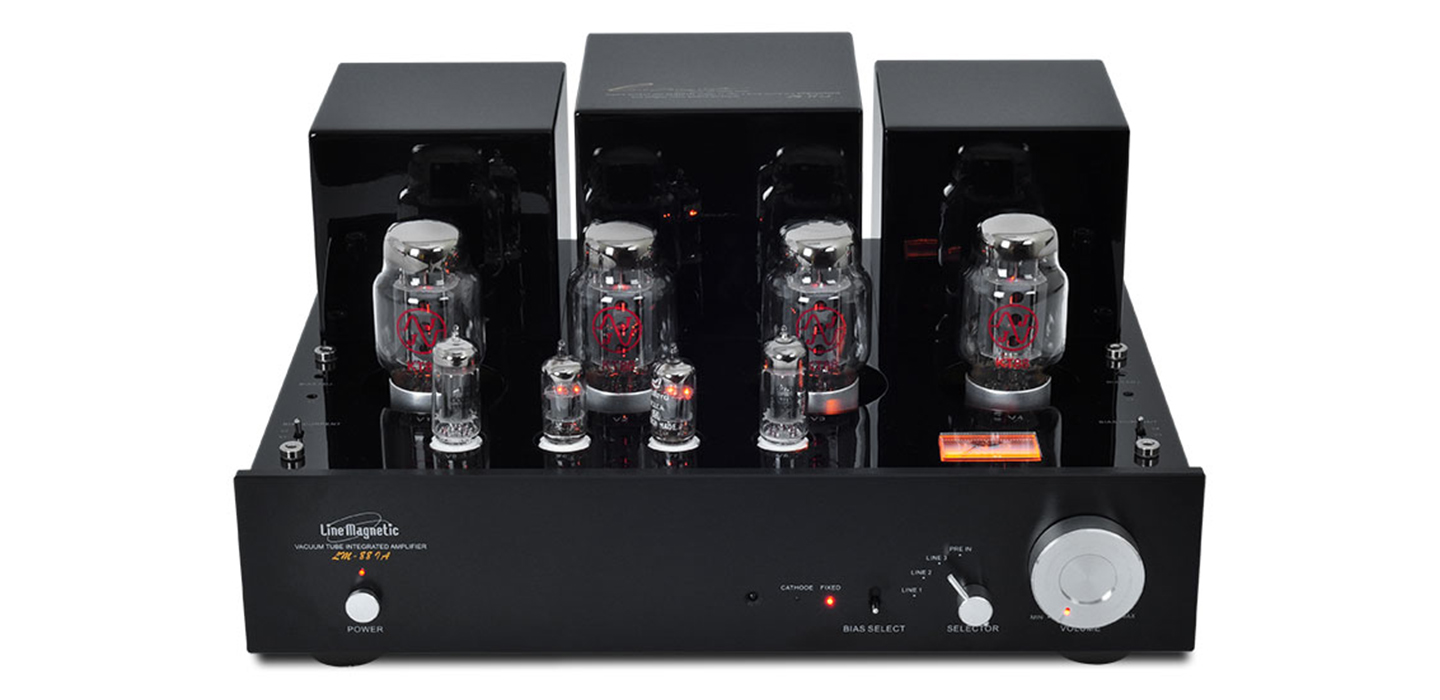 Lm 88ia Integrated Tube Amplifier Push Pull Kt88 2x42w Monoblock Amplifiers