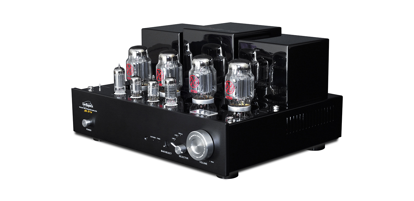 LM-88iA Integrated tube amplifier - Push Pull KT88 - 2x42W