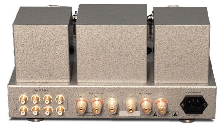 LM-211iA Integrated tube amplifier - Push Pull EL34 - 2x32W