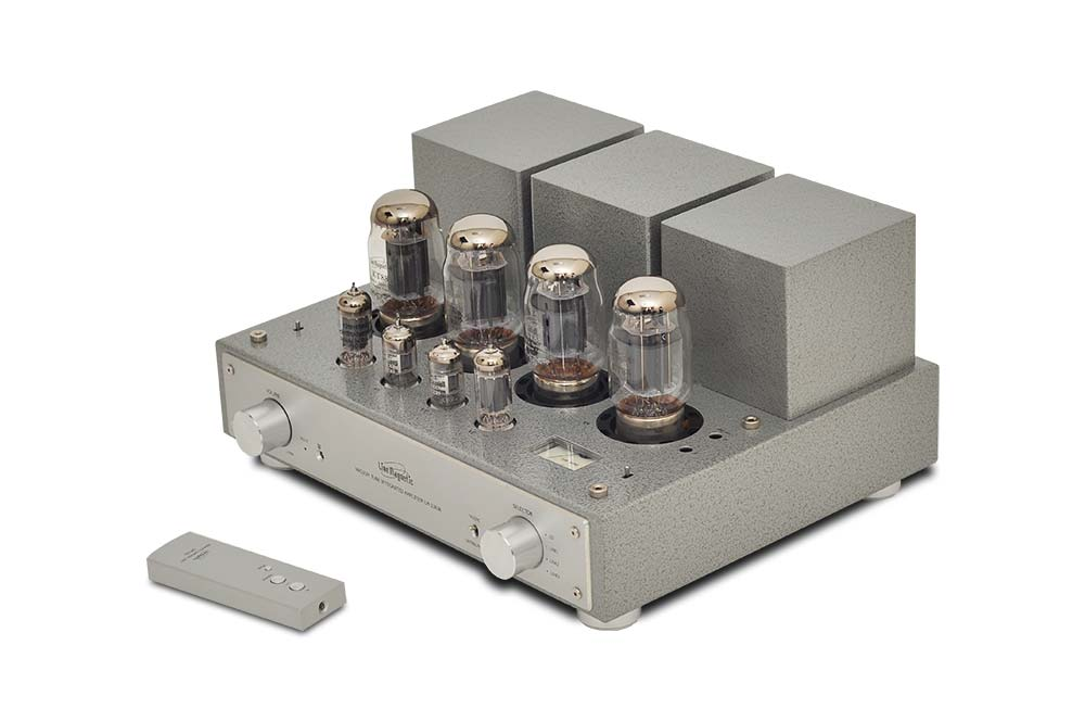 LM-216iA Integrated tube amplifier - Push Pull KT88 - 2x38W