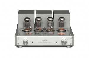 Integrated tube amplifier Line Magnetic Audio